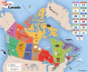 cg map of canada puzzle 300 pieces shop at