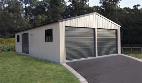 double garages the shed company