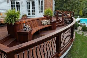 beautiful decks enjoy your outdoors more with a beautiful deck designrulz