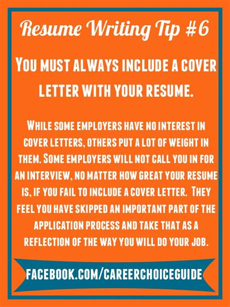 do you always need a cover letter 31 best search tips from career choice guide