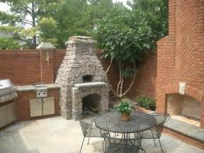 unique outdoor fireplace and pizza oven 5 outdoor