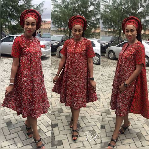 short gowns ankara for fat ladies top ten trendy ankara styles you should try dabonke
