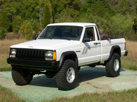 comanche jeep lifted 21 best images about comanche on lifted jeeps