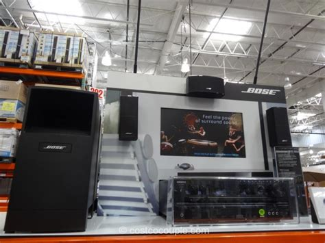 bose acoutimass 10 home theater system