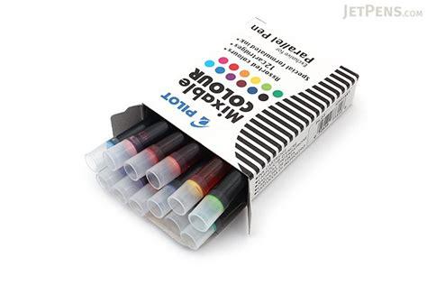 Pilot Paraller Calligraphy Pen Refill Pilot Parallel Calligraphy Pen Refill 12 Color Pack