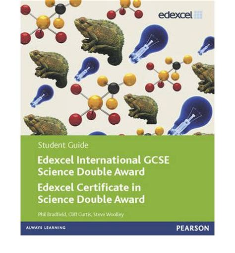 edexcel international gcse biology 1510405194 edexcel international gcse science double award student guide philip bradfield 9780435046774