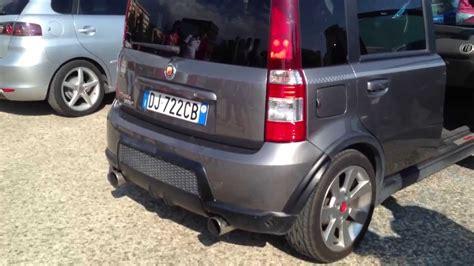Fiat Panda Puts Osama Out Of Work by Fiat Panda 100hp Sound