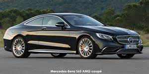 Mercedes S Class S65 Amg Mercedes Amg S Class S65 Coupe Specs In South Africa