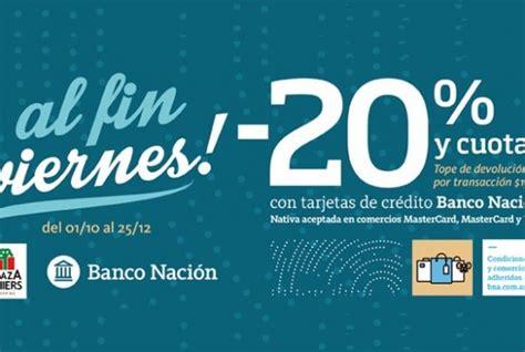 banco nacion sucursales promociones banco home plaza liniers shopping