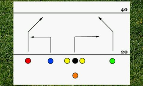 seven plays 7 man flag football playbook android apps on google play