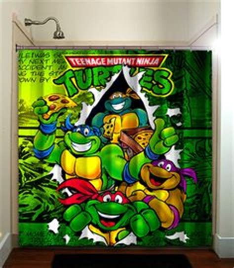 tmnt curtains shower curtain made from polyester machine wash cold do