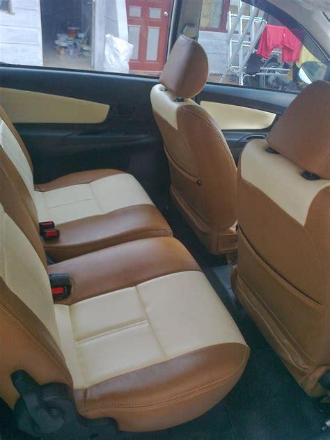 Sarung Jok Kulit Mobil Bahan Khusus Mobil 3 Baris Jual Sarung Jok Mobil Suzuki Ertiga All Colour Bahan Mb