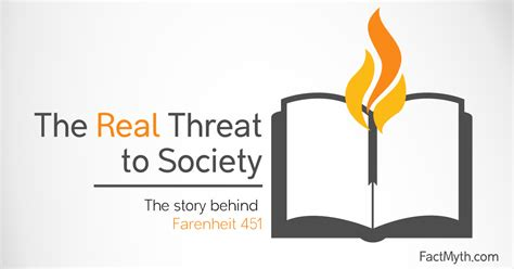 the themes of fahrenheit 451 fiction literature archives fact myth