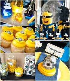 Minions Party Ideas For Boy » Home Design 2017
