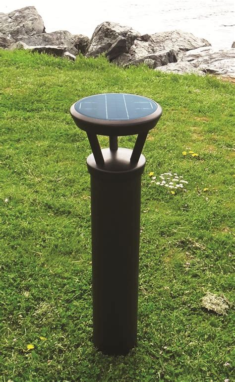 First Light Technologies Lights Up St Pete Beach Florida Solar Led Bollard Lights
