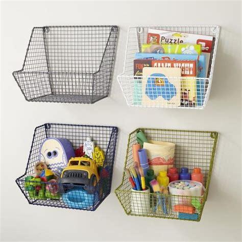 Keranjang Mainan desain rak mainan anak dan wadah wadah lucu untuk ruang
