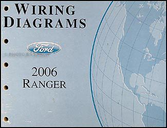 2006 ford ranger wiring diagram book ford auto parts