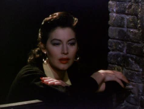 the barefoot contessa movie and tv screencaps ava gardner as maria vargas in