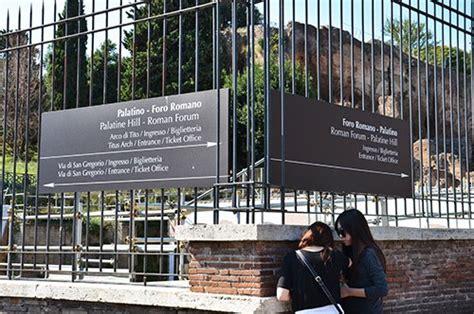 orari ingresso colosseo terme di caracalla biglietto prenotato italy museum
