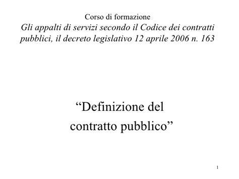 testo unico ambientale aggiornato decreto legislativo 12 aprile 2006 n 163 the