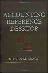 accounting reference books accounting reference desktop steven m bragg