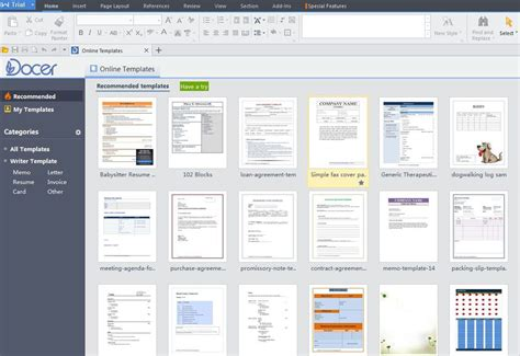 templates for wps office android wps office for windows still the best microsoft office