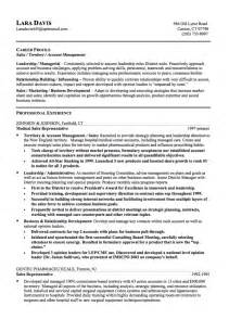 Territory Sales Manager Resume Sample Sample Resume Sales Territory Account Management
