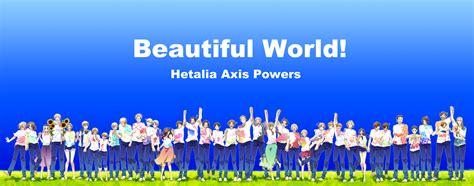 beautify worldwide axis powers hetalia 311864 zerochan