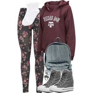 kira inspired with a college hoodie polyvore