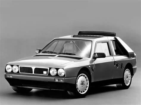 Lancia S4 Lancia Delta S4 Stradale Influx