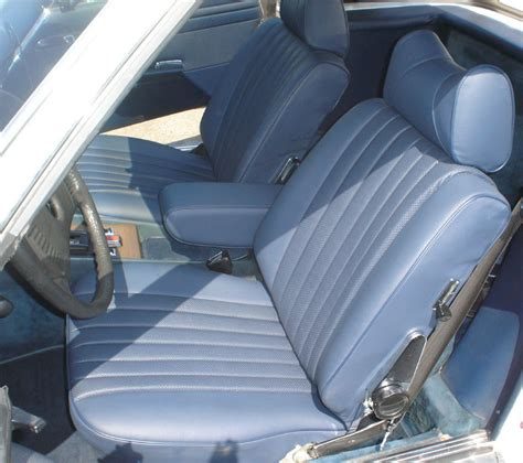 Mercedes Upholstery Kits by Mercedes Sl R107 350sl 450sl Leather Seat Covers Kit 72 79