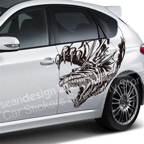 Auto Sticker Motive by Cool Totem Drachen Z07 Auto Auto Aufkleber Aufkleber Pvc