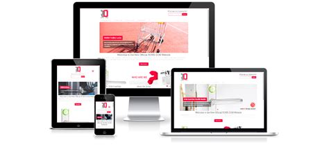 New Office Website Launches by New Ronis Dom Website Launch Dom Uk Ltd