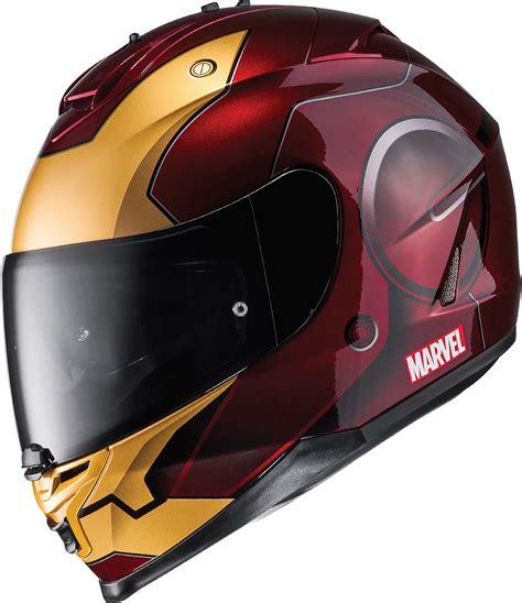 Hjc Is 17 Iron Marvel hjc marvel des casques de h 233 ros