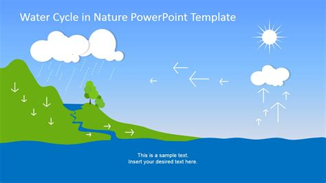 water cycle collection clipart   cliparts