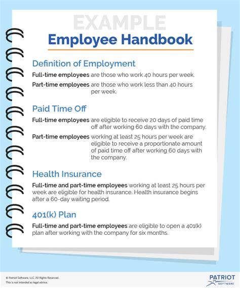 small business handbook template magnificent small business handbook template photos