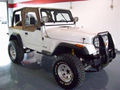 1993 Jeep Value 1993 Jeep Wrangler S 4x4 Data Info And Specs Gtcarlot