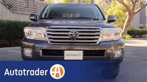 toyota land cruiser suv  car review