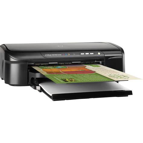 reset printer hp officejet 7000 wide format hp officejet 7000 wide format color inkjet printer c9299a b1h