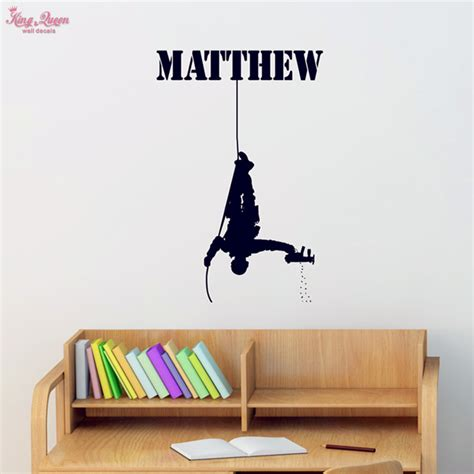 teen room decoration personalized decors for teen rooms online buy wholesale special forces stickers from china