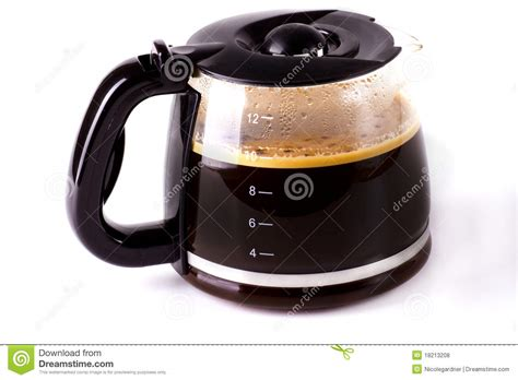 Coffee Pot Royalty Free Stock Photos   Image: 18213208