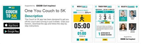 couch to 5k download physical activity schools workforce health and wellbeing