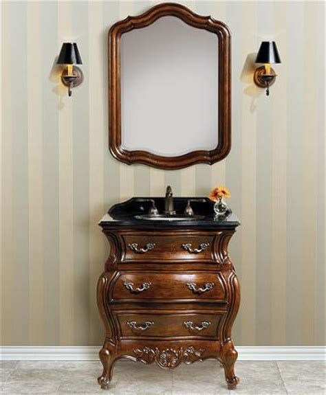 old world bathroom vanities antique bathroom vanity sets old world style with a modern convenience