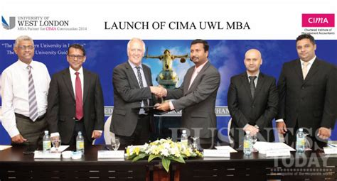Anc Education Mba by Business Today The Launch Of A Tailor Made Mba For Cima