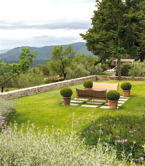 giardini con ulivi awesome sempreverdi e ad ulivi a mantenere un forte