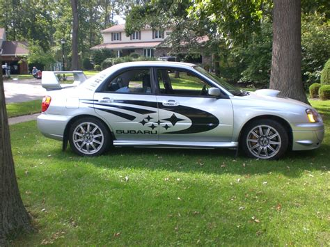 subaru racing decals subaru rally graphics size 18 quot x84 quot