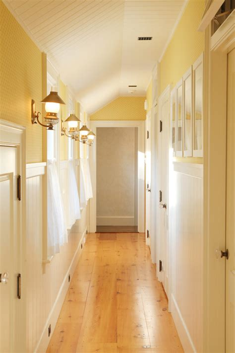 Ceiling Light Fixtures by Hallway Decorating Ideas Town Amp Country Living