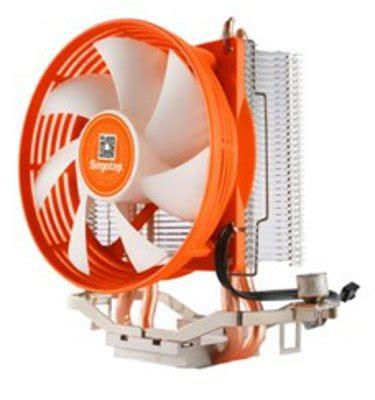 Fan Segotep Frozen Tower T2 segotep frozen tower t2 2000 rpm heat sink cpu cooler fan