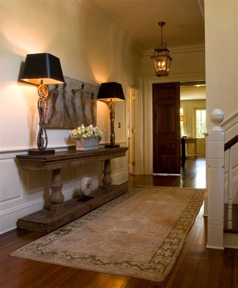 Decorating A Hallway Entrance by Astonishing Black Entryway Table Decorating Ideas Gallery