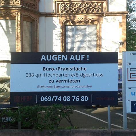 Bauschild Druck by Bauschilder In Frankfurt Schicke Werbung Ist Ihr